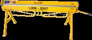 Ручной листогибочный станок Metal Master LBM 3007